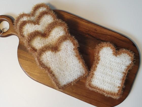 식빵수세미